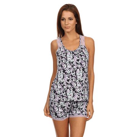 8ec89b62f6b15c Simlu - Womens 2 Piece Sleepwear Tank Top