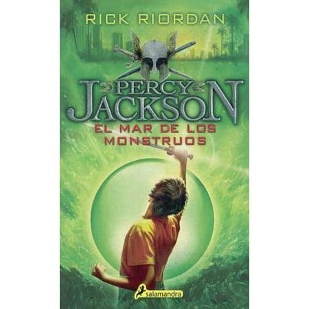Percy Jackson & the Olympians: El Mar de Los Monstruos (the Sea of Monsters) (Percy Jackson Y El Mar De Los Monstruos)