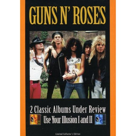 Guns N' Roses: Under Review - Use Your Illusion I & II