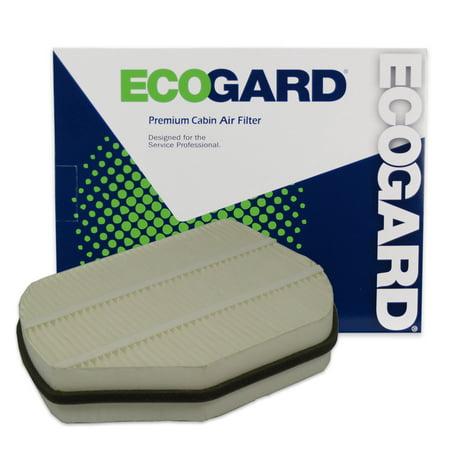ECOGARD XC38908 Premium Cabin Air Filter Fits Chrysler Crossfire / Mercedes-Benz C230, CLK320, SLK230, C280, CLK430, SLK320, C220, CLK55 AMG, CLK500, SLK32 AMG, C43 AMG, C36 AMG 2003 Mercedes Benz Clk500 Coupe