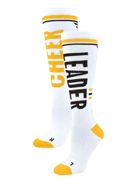 1f145a835d7 Product Image Mismatched Chassé Knee-High Cheer Mix Athletic Sock - - Youth