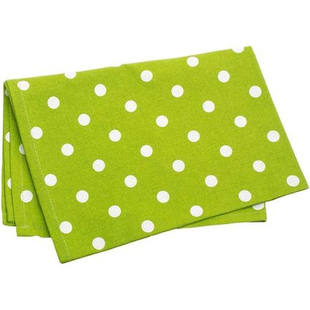 Printed Tea Towel - Lime Green - image 1 of 1