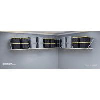 Rhino Shelf Universal Corner Quickstart Kit - 12 feet x 12 feet