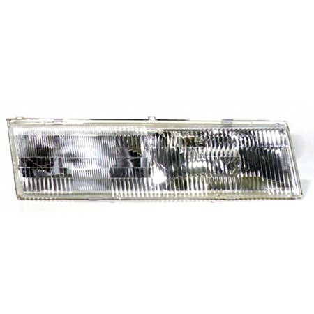 95 Mercury Cougar Headlight - 1989-1990 Mercury Cougar  Passenger Side Right Head Lamp Assembly FOWY13008A,F2MY13008A-V