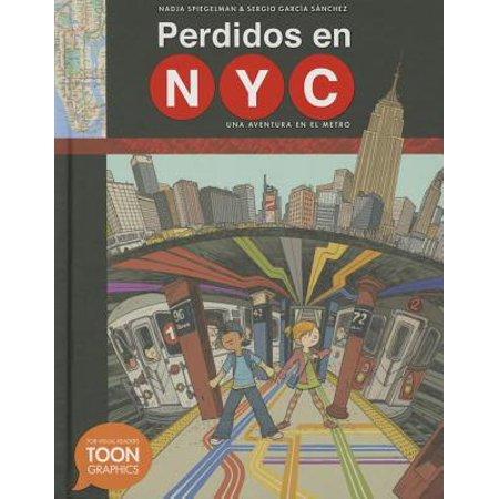 Perdidos En Nyc: Una Aventura En El Metro : A Toon Graphic - Halloween Events For Kids In Nyc