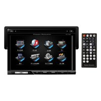 """Power Acoustik PD-710B 7"""" Single-DIN In-Dash TFT/LCD Touchscreen DVD Receiver with Bluetooth"""