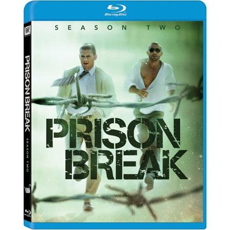Prison Break  Season Two  Blu Ray   Widescreen
