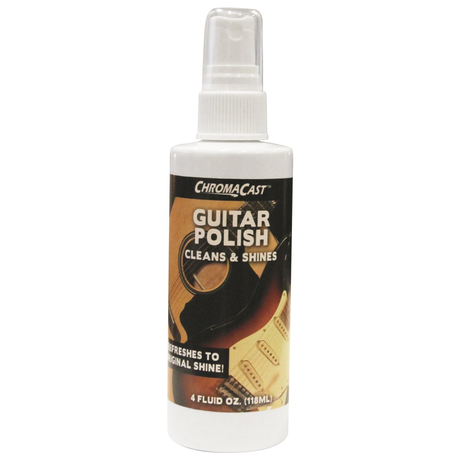 ChromaCast 4oz Guitar Polish by ChromaCast
