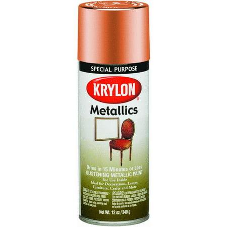 krylon metallic spray paint. Black Bedroom Furniture Sets. Home Design Ideas