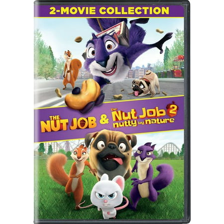The Nut Job And The Nut Job 2: Nutty By Nature - 2-Movie Collection (DVD)