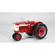 Farmall 340 Gas Engine Narrow Front Tractor 1/16 Diecast Model by Speccast