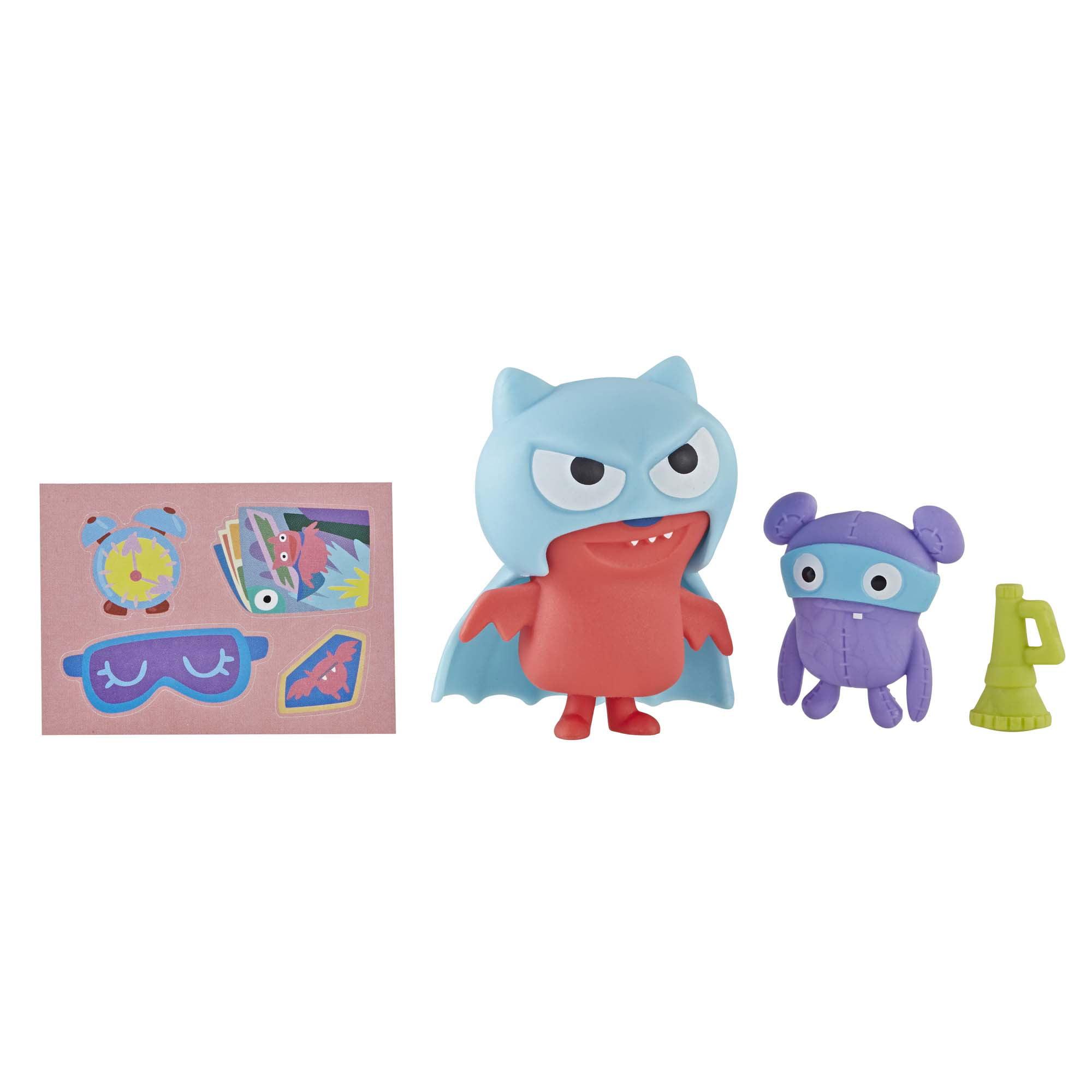 UglyDolls Surprise Disguise Super Lucky Bat Toy - Walmart.com