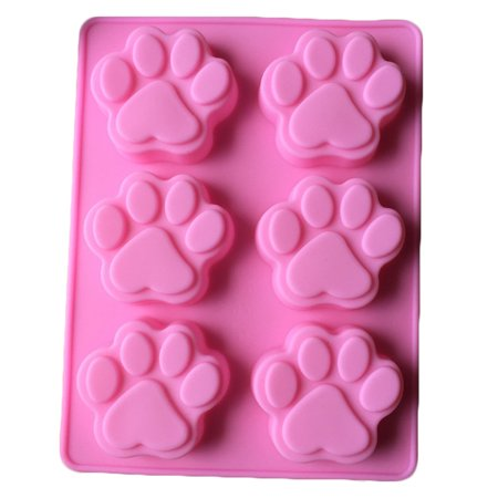 Silicone Mold Animal Cat Claws Cake Decorating Chocolate Kitchen Cooking Cake Tools Food Dessert Making Animal House Kitchen Tools