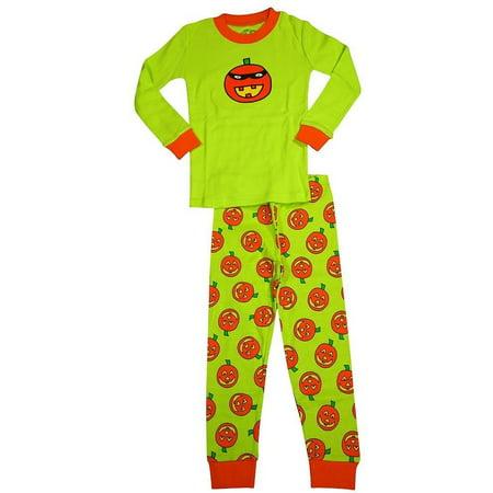 Saras Prints - Little Boys Long Sleeve Long John Pajamas ORANGE / 10 John Deere Toddler Pajamas