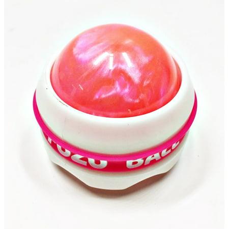 Fuzu Full Body Massager Ball for Deep Tissue Stress Relief, Pink, 1 Massaging