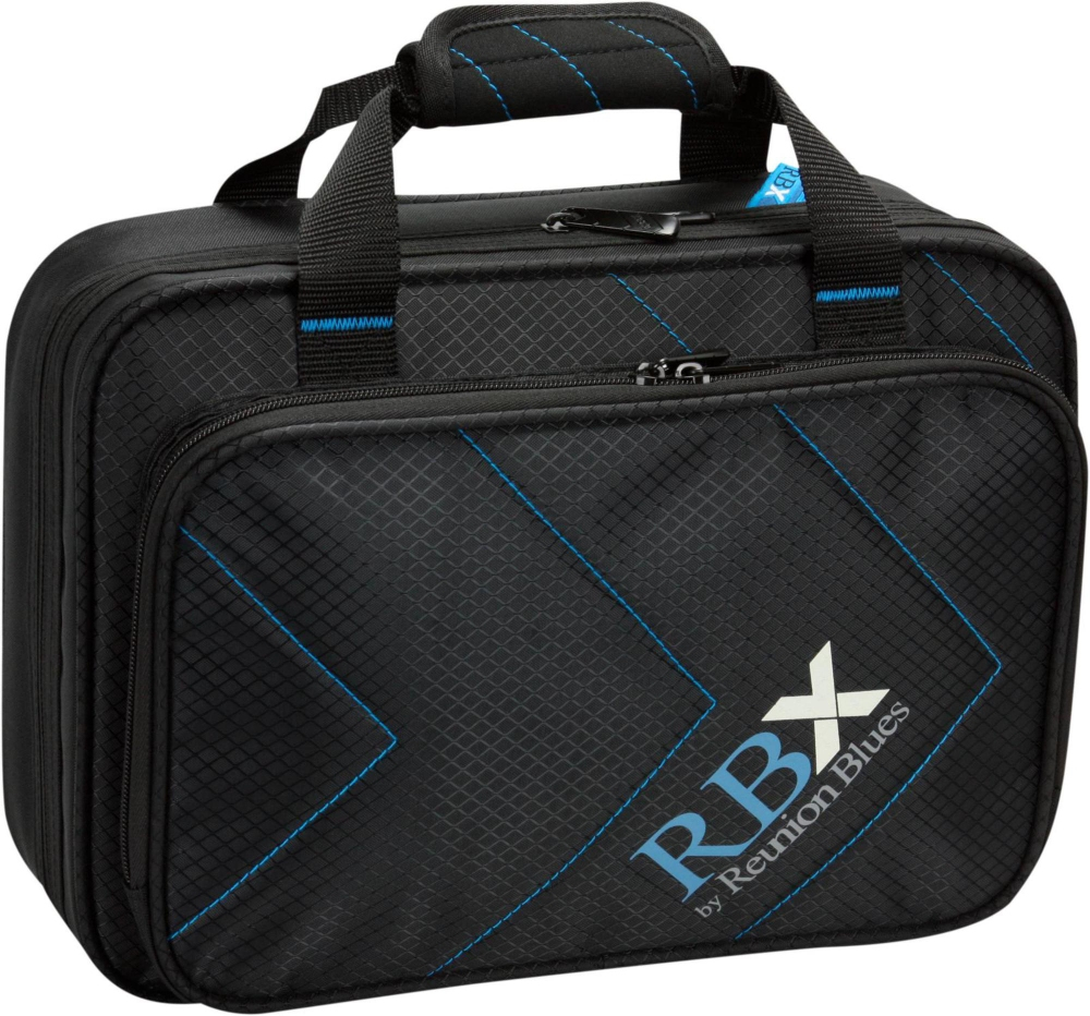 Reunion Blues RBX Clarinet Case Single Clarinet by Reunion Blues