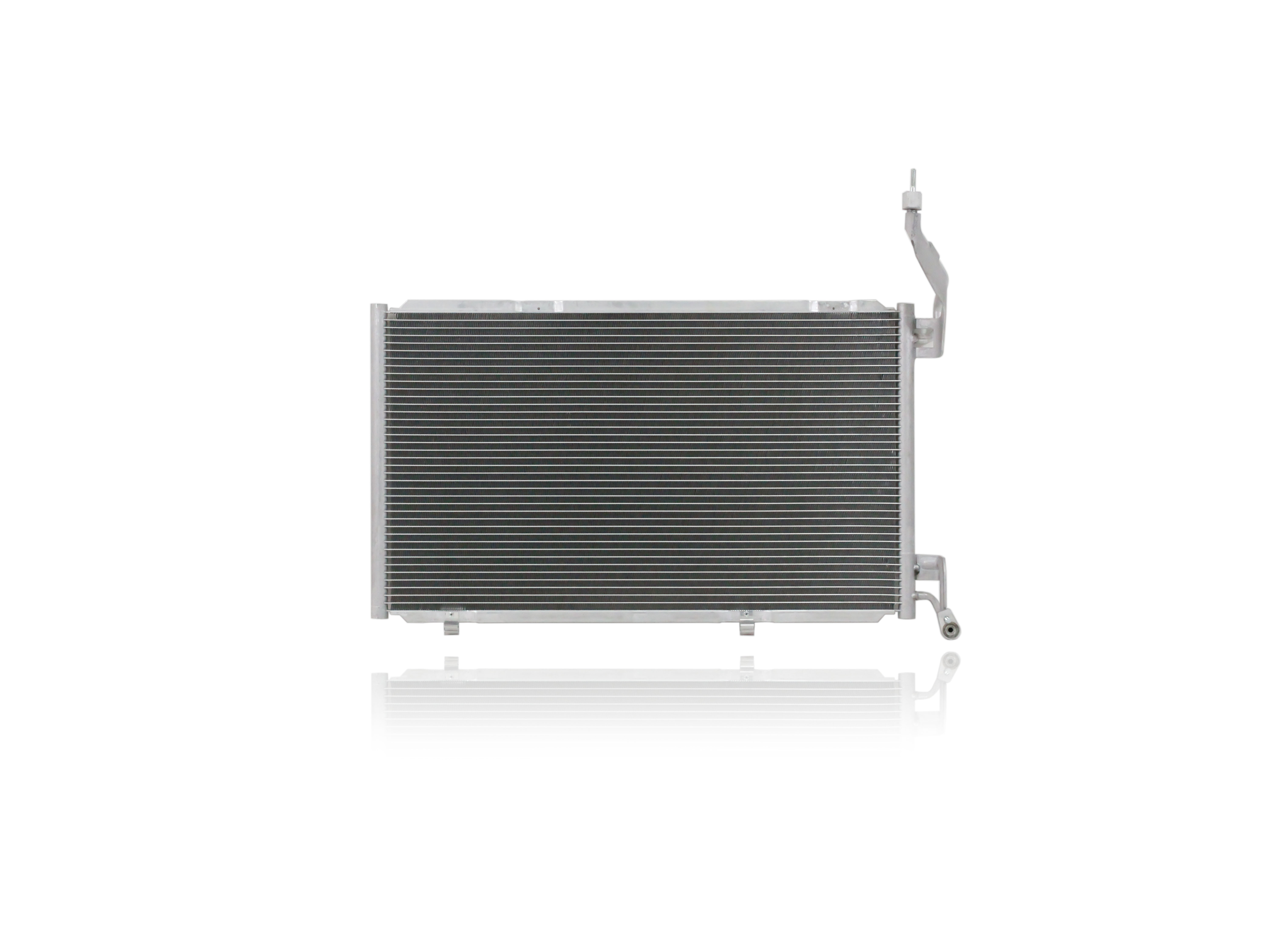 For//Fit 4437 14-18 Ford Fiesta ST Without Receiver /& Dryer PACIFIC BEST INC A-C Condenser