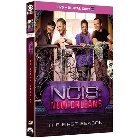 Ncis  New Orleans   The First Season  Dvd   Digital Copy