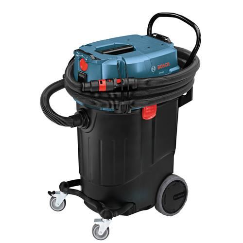 Bosch VAC140S 14 Gallon 9.5 Amp Dust Extractor with Semi-Auto Filter Clean