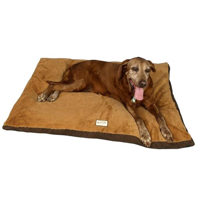 Aeromark M05HKF-ZS-XL Armarkat Pet Bed Mat 47 x 4.5 x 36 - Mocha & Brown - image 1 of 1