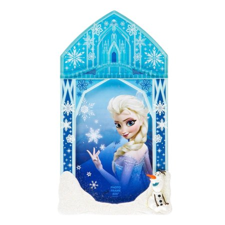 Castle Photo - Disney Parks Elsa Castle Photo Frame New
