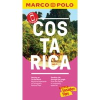 Marco Polo Pocket Guides: Costa Rica Marco Polo Pocket Travel Guide (Other)