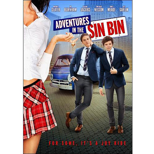Adventures In The Sin Bin (Widescreen)