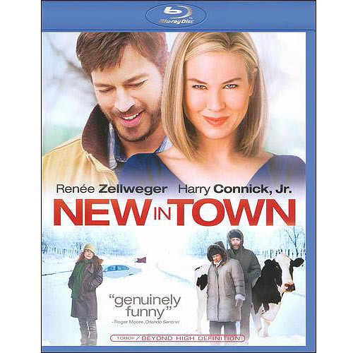 New In Town (Blu-ray) (Widescreen)