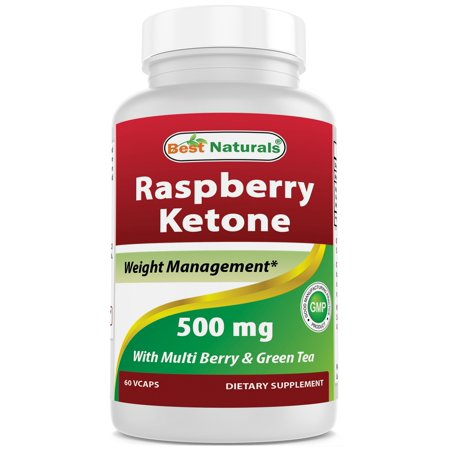 Raspberry Ketone plus 500 mg 60 Capsules