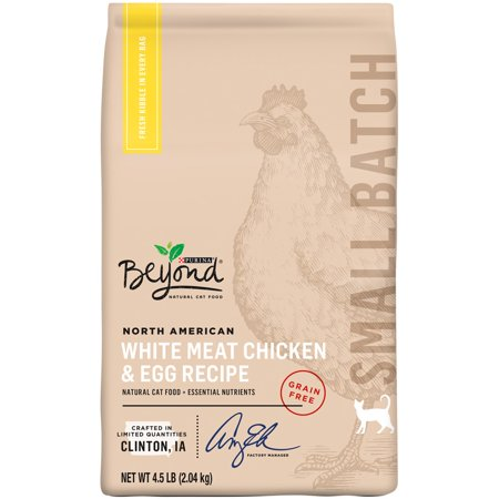 Purina beyond small batch grain free north american white meat purina beyond small batch grain free north american white meat chicken egg recipe cat food forumfinder Choice Image