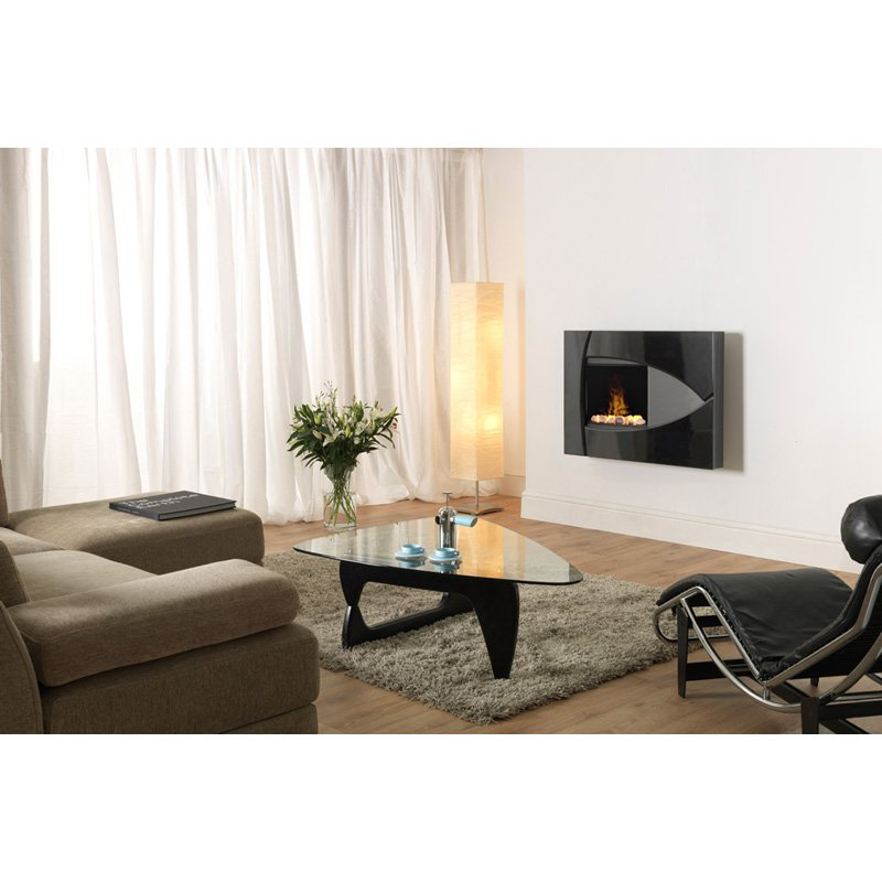 Dimplex Brayden Opti-Myst Wall Mount Electric Fireplace