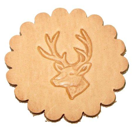 Whitetail Deer 3-D Stamp - Perennial Deer Whitetail Food