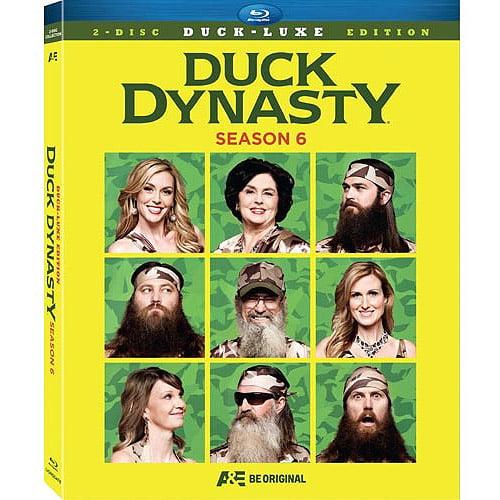 Duck Dynasty: Season 6 - Duck-Luxe Edition (Blu-ray) (Walmart Exclusive) (Widescreen)