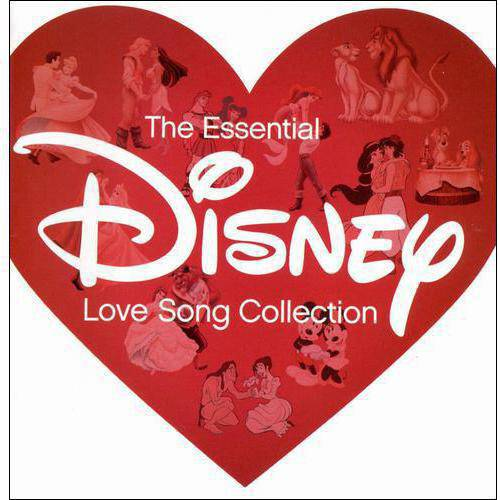 The Essential Disney Love Songs Collection