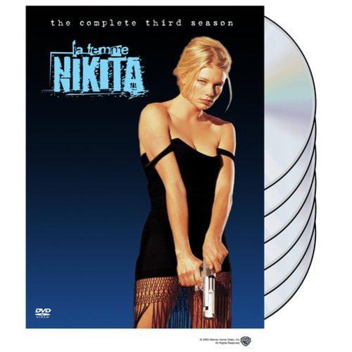 La Femme Nikita: The Complete Third Season (Full Frame)