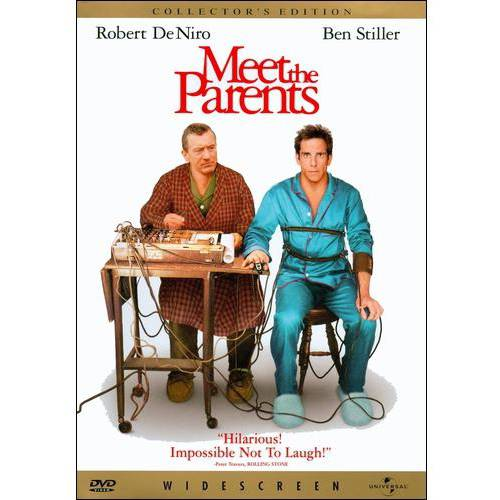 MEET THE PARENTS (DVD) DOLBY DIGITAL 5.1 SURROUND
