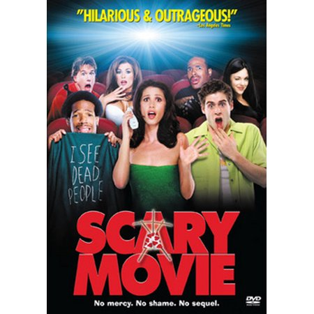 Scary Movie (DVD)](Good Non Scary Halloween Movies)