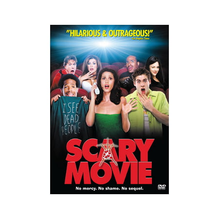 Scary Movie (DVD) - Not Too Scary Halloween Movies