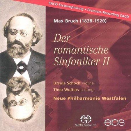 Schoch, Ursula/Neue Philharmonie We - Bruch: Der Romantische Sinfoniker, Vol. 2 [Hybrid Sacd] [SACD]](Debra Schoch Halloween)