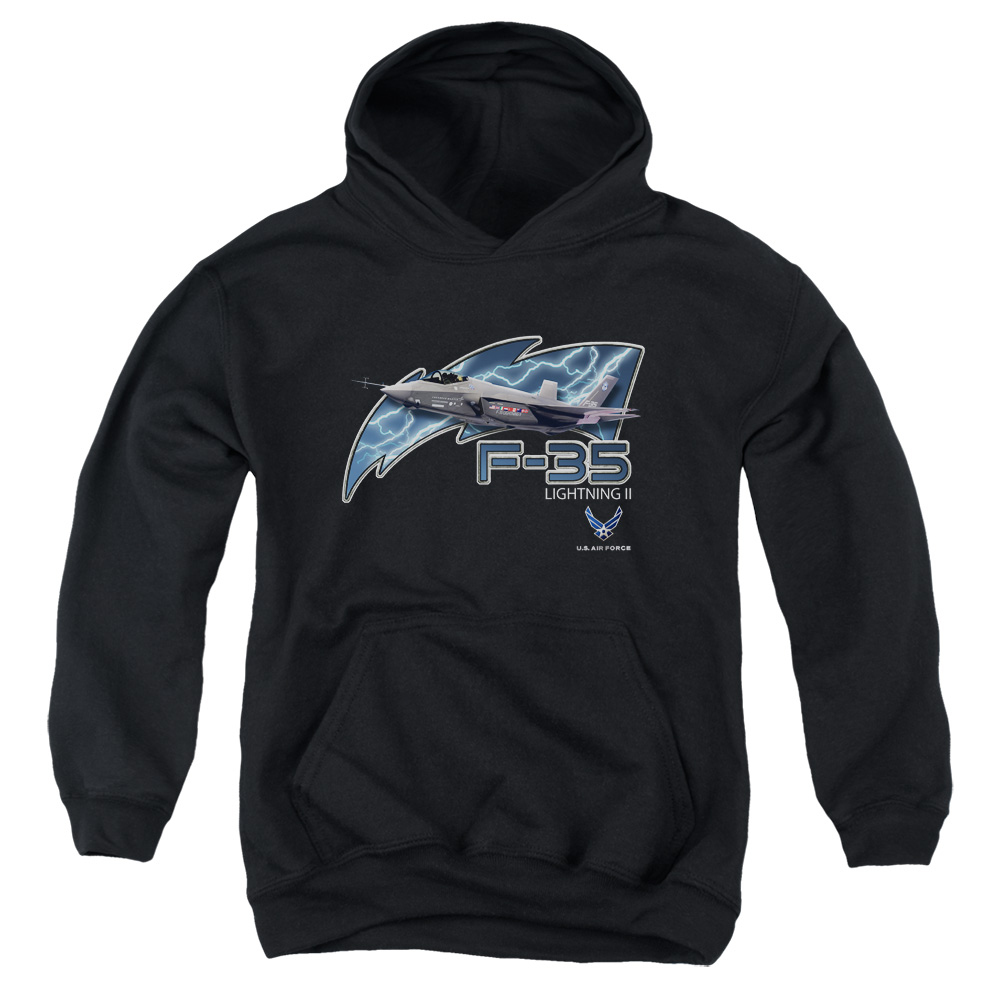 Air Force F35 Big Boys Pullover Hoodie