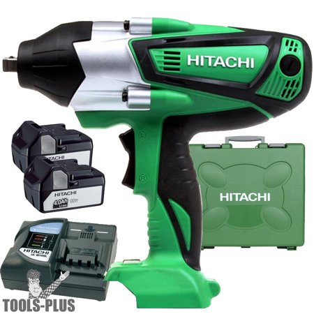 Impact Kit - Hitachi WR18DSHL Cordless Impact 1/2