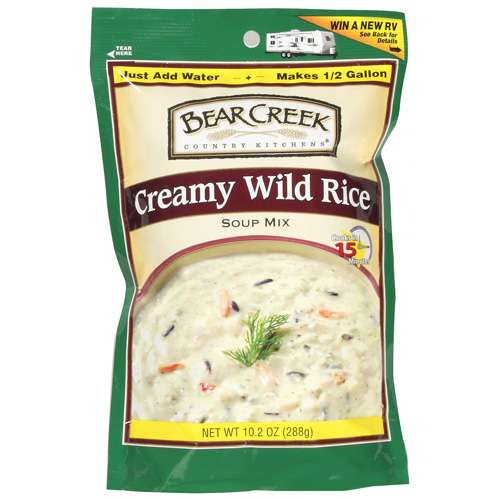 Bear Creek Country Kitchens Soup Mix Creamy Wild Rice, 10.20 oz