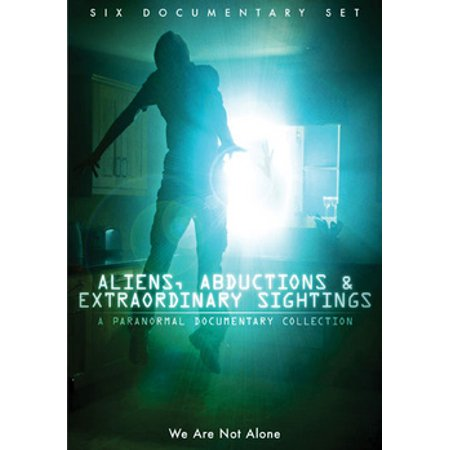 Aliens, Abductions & Extraordinary Sightings (DVD) ()