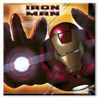 Iron Man Lunch Napkins (16ct)