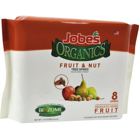 Jobe's Organic 8ct. Fruit and Nut Tree