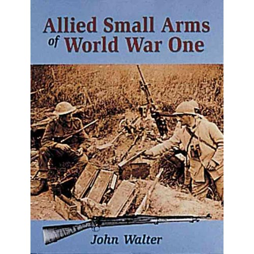Allied Small Arms of World War on