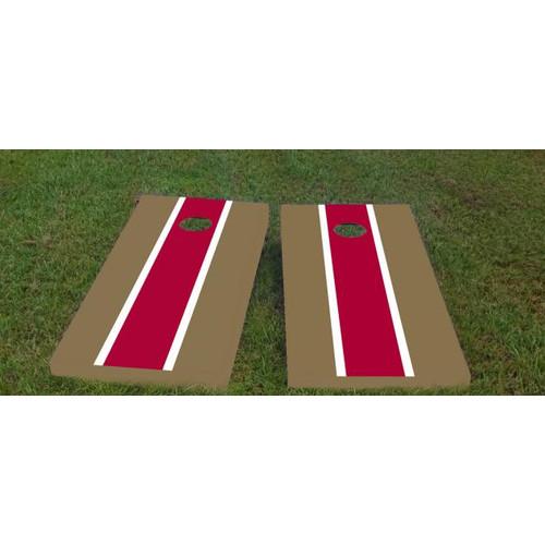 Custom Cornhole Boards Florida State University Cornhole Game (Set of 2)