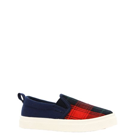 Rascal Boy's Toddler Slip-On Casual Shoe