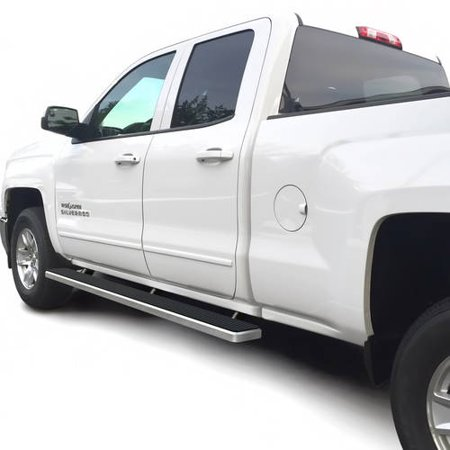 2007-2018 Chevy Silverado 1500/2500/3500 \ GMC Sierra 1500/2500/3500 Ext.Cab/Double Cab(Diesel models with DEF Tanks) 4