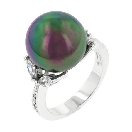 J Goodin Tahitian Princess Ring Size 6